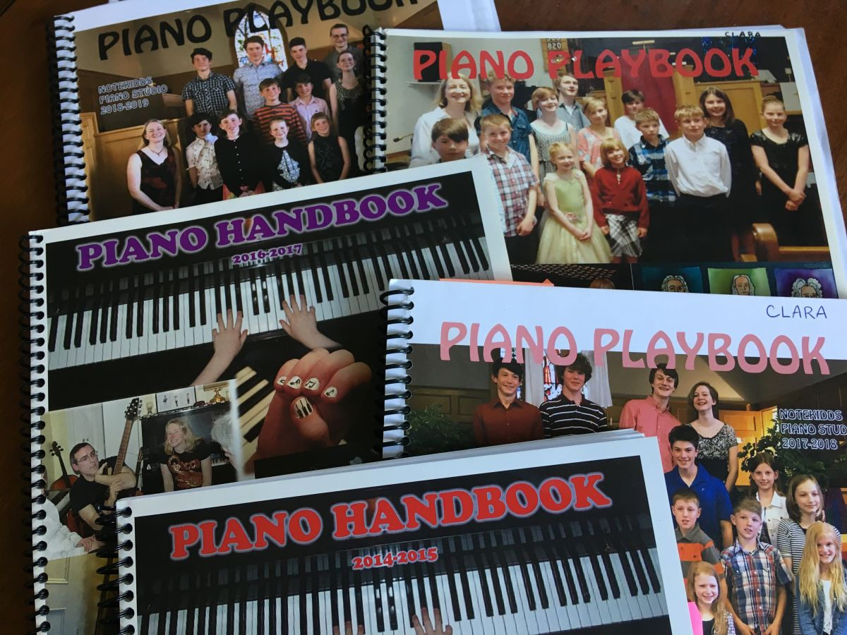 DIY Piano Dictation Book: your professional communication tool